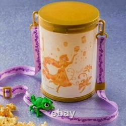 Tokyo Disney Resort Limited Popcorn Bucket Beauty and the Beast & Rapunzel set