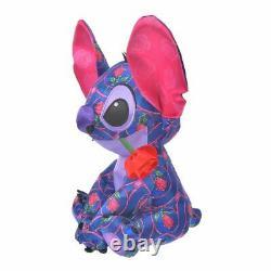 Tokyo Disney Stitch Plush Beauty and the Beast Stitch Crashes Disney DHL/FEDEX