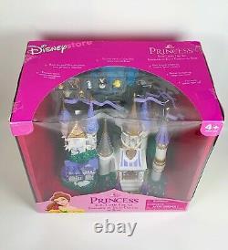 Trendmasters starcastle beauty beast belle castle Polly Pocket Disney Playset