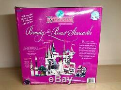 Vintage Trendmasters Polly Pocket Disney Beauty and The Beast Castle NEW SEALED