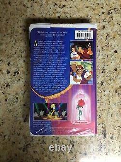 WALT DISNEY THE CLASSICS VHS Black Diamond HOME VIDEO Beauty and the Beast NEW