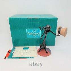 WDCC Beauty And The Beast Hospitable Hatrack Figure With COA And Original Box