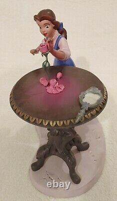 WDCC Beauty and The Beast Belle Forbidden Discovery + Box & COA RARE MINT