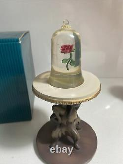 WDCC Walt Disney Classics Collection Beauty and the Beast'The Enchanted Rose