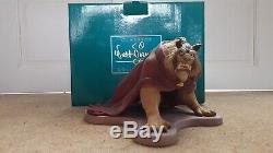 WDCC Walt Disney Classics Fury Unleashed Beast Beauty And The Beast